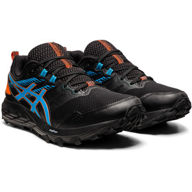 asics Gel-Sonoma 6 Shoes Men, black/digital aqua
